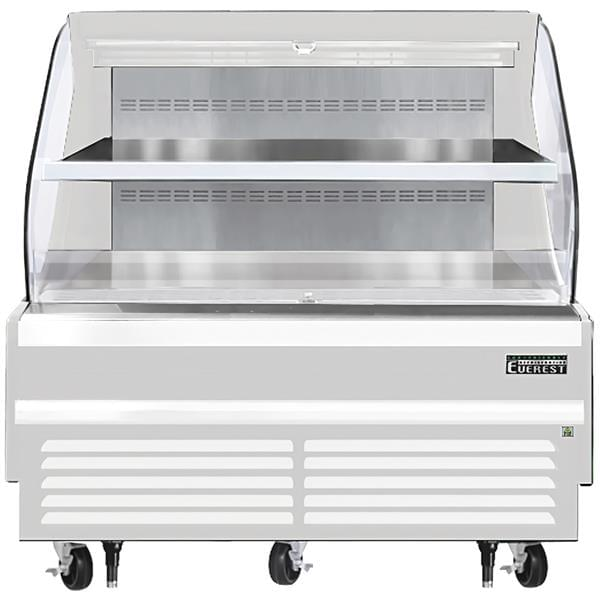 Everest Refrigeration Refrigeration EOMH-60-W-35-T 60.00'' Air Curtain Open Display Merchandiser with