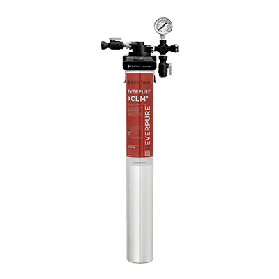 Everpure EV976111 QC7I Single-XCLM Fountain Filtration System