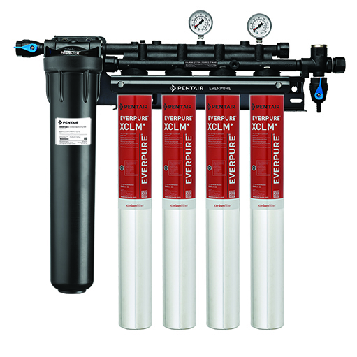 Everpure EV976124 Coldrink 4-XCLM+ Fountain Filtration System