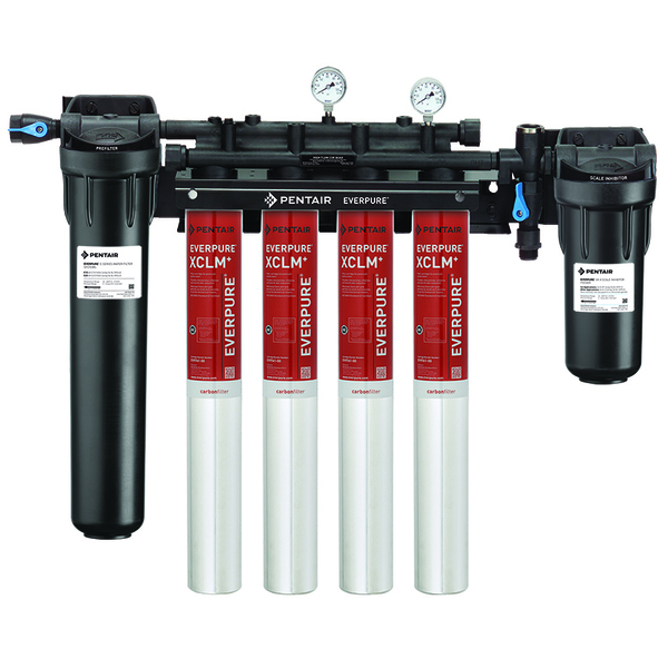 Everpure EV976134 High Flow CSR Quad-XCLM Fountain Filtration