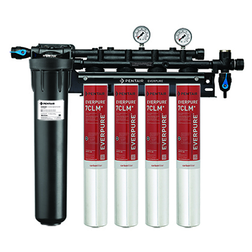 Everpure EV977124 Coldrink 4-7CLM+ Fountain Filtration System