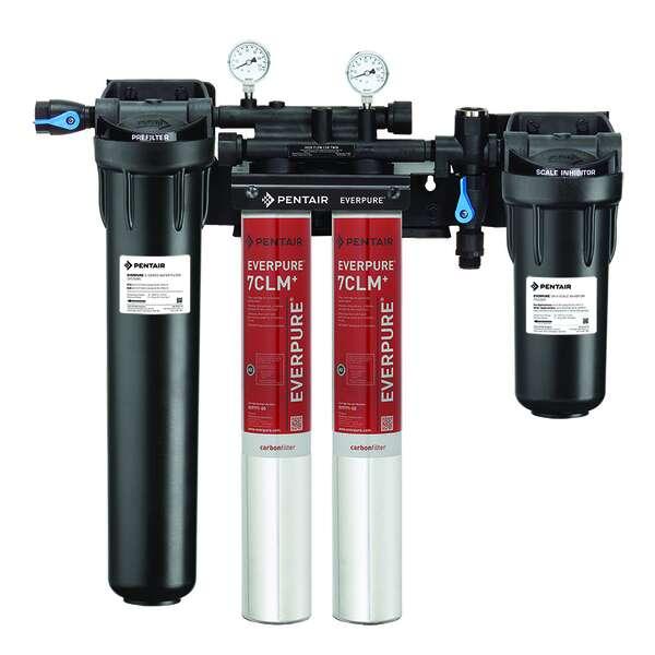 Everpure EV977132 High Flow CSR Twin-7CLM+ Fountain Filtration