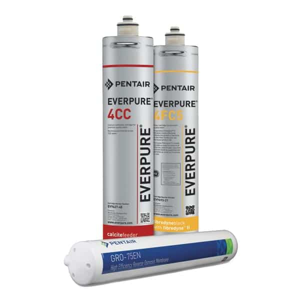 Everpure EV997625 Conserv 75S RO System Cartridge Kit