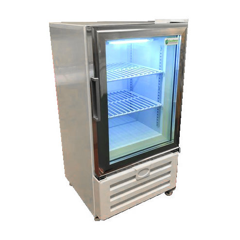 Excellence Commercial Products CTF-2T Freezer Merchandiser