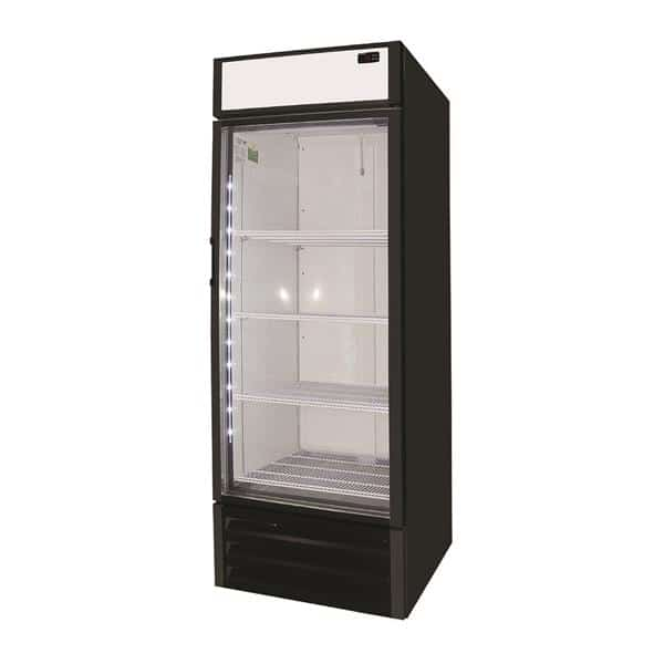Excellence VF-24HC 30.00'' 24.0 cu. ft. 1 Section White Glass Door Merchandiser Freezer