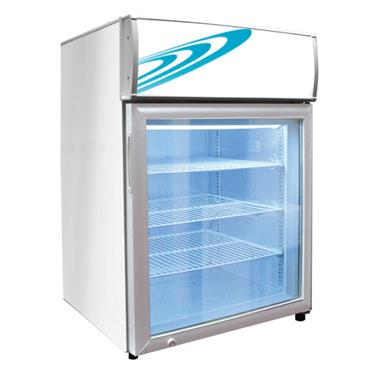 Countertop Freezer Display Freezer Merchandiser