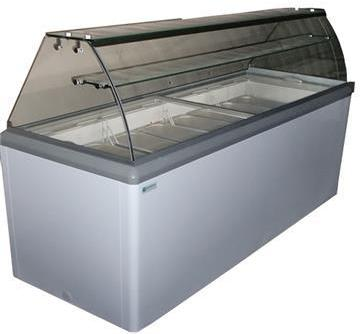 Excellence HBG-4 Gelato Scooping Cabinet