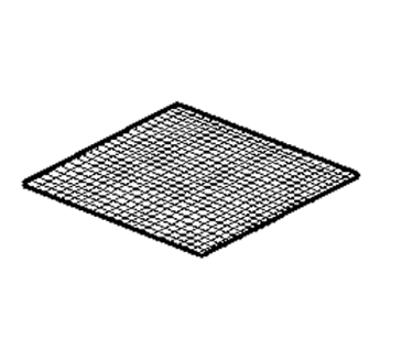 Fagor Dishwashing 19001720 Cutlery Grid