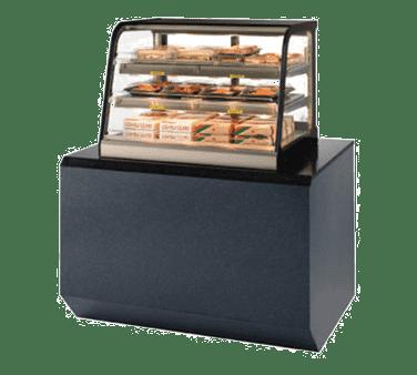 Federal Industries CH2428SS Counter Top Hot Self-Serve Merchandiser