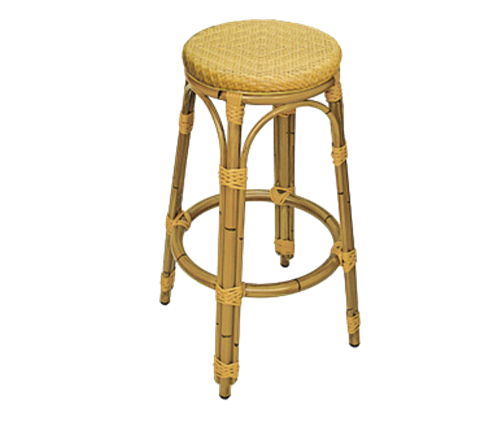 Florida Seating BAL-608 BB BAMBOO/NAT Barstool