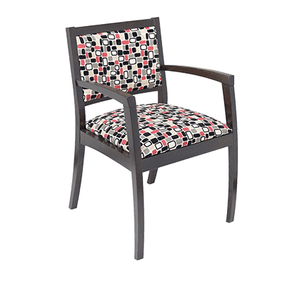 Florida Seating CN-4077A COM Arm Chair