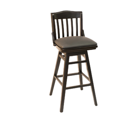 Florida Seating FLS-02BSW GR7 Barstool