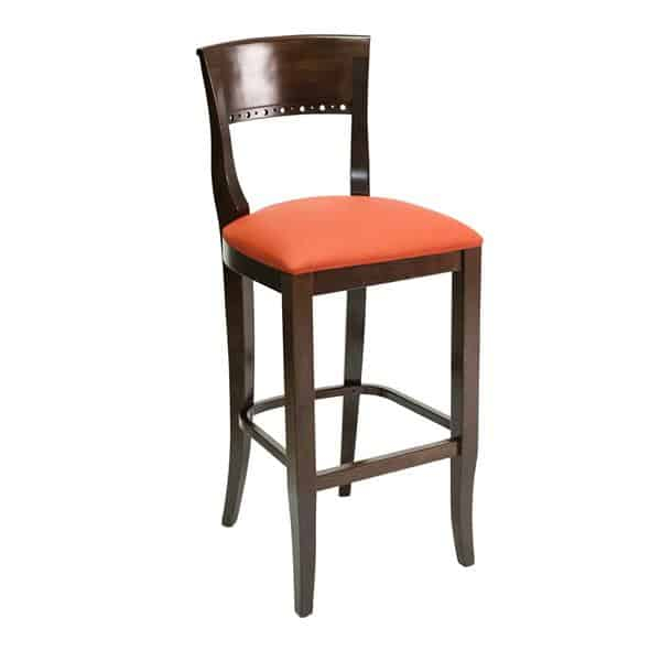 Florida Seating FLS-06B GR7 Barstool