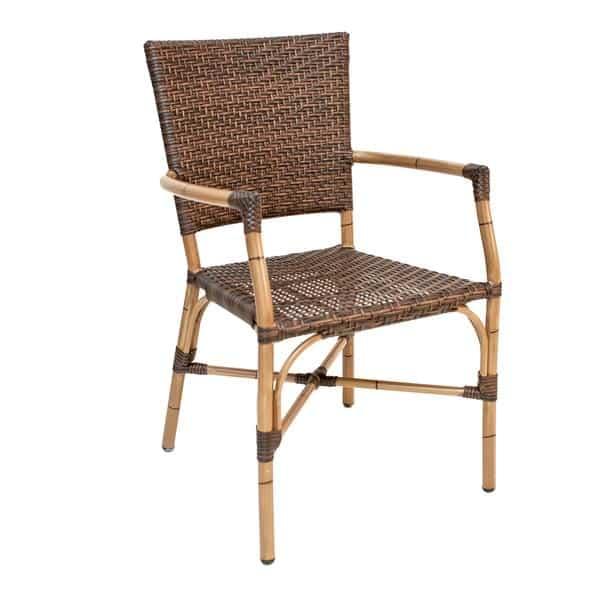Florida Seating RT 04 SAF/BAMBOO Arm Chair
