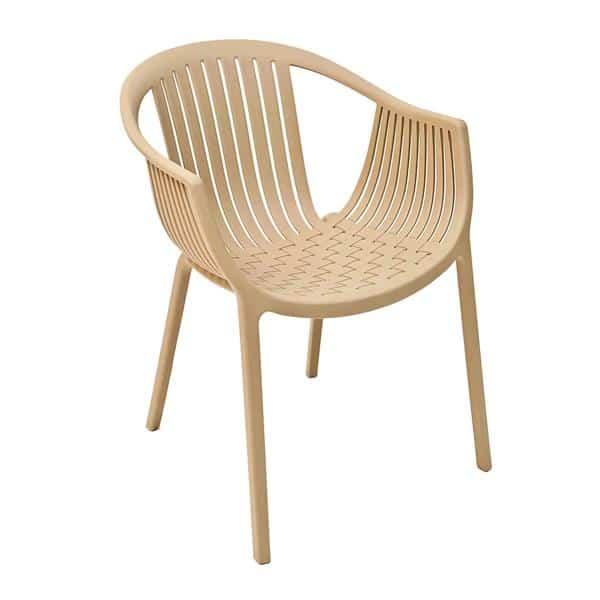 Florida Seating TATAMI/COCOA Pedrali® Tatami Armchair