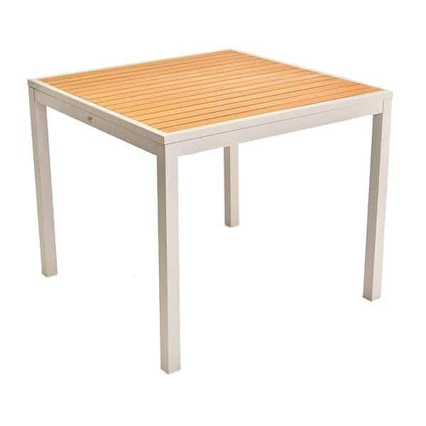 Florida Seating TEAK INLAY32X32 Table