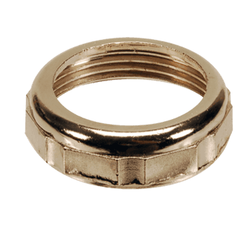 FMP 100-1020 Coupling Nut For lever and twist handle waste overflow