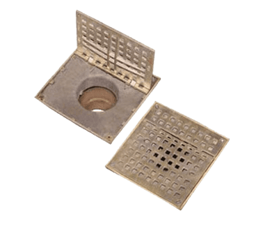 "FMP 102-1135 Franklin Hinged Floor Drain Grate For 7-3/8"" square Smith floor drains"