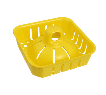 "FMP 102-1199 PermaDrain Floor Drain Safety Basket Fits 8"" cast iron floor sinks"