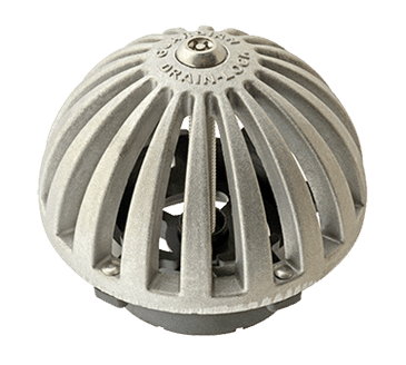 "FMP 102-1205 Guardian Dome-D-Lock Strainer Fits 3"" ID drains"