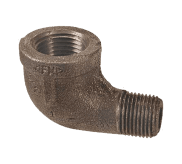 "FMP 103-1056 Elbow 3/8"" male x 1/2"" female NPT"