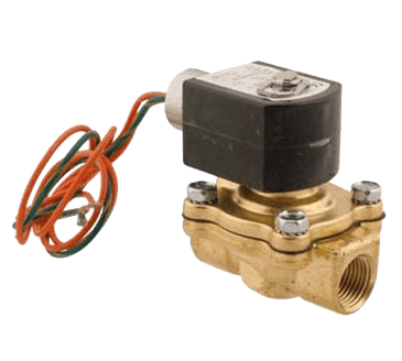 """FMP 103-1182 Solenoid Valve 1/2"""" NPT inlet and outlet; normally closed"""
