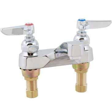 "FMP 110-1238 4"" Center Lavatory Faucet by T&S Brass"