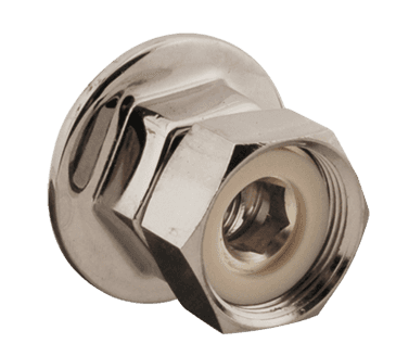 FMP 111-1084 Eterna 200 Series Faucet Coupling Flange with Washer by T&S Brass