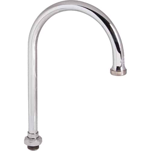 FMP 111-1209 Swivel Gooseneck Spout by T&S Brass