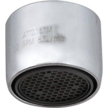 "FMP 111-1277 No Splash Spout Aerator by T&S Brass 55/64"" female thread"
