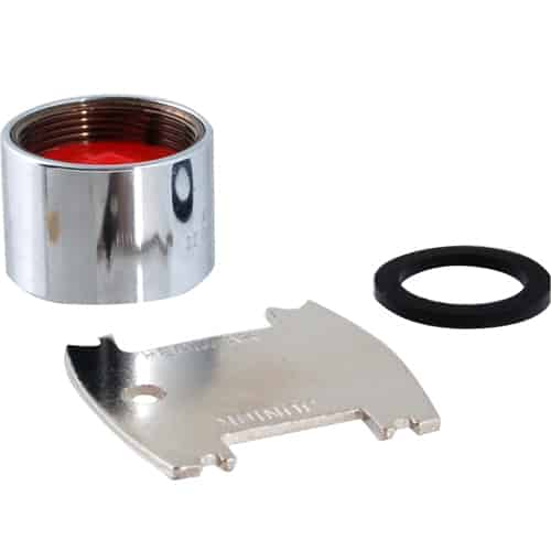 FMP 111-1292 Vandal Resistant Aerator by T&S Brass 55/64-27 female thread