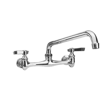 "FMP 112-1050 8"" Center Faucet by Fisher 8"" spout"
