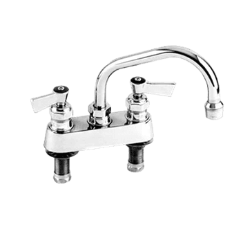 "FMP 112-1062 4"" Center Gooseneck Faucet by Fisher"