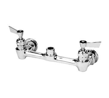 """FMP 113-1118 Pre-Rinse 8"""" Center Base Faucet by Fisher"""