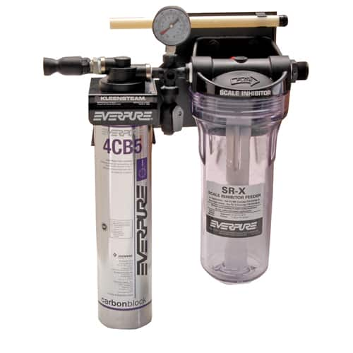 FMP 117-1248 Kleensteam CT Water Filtration System by Everpure For use with countertop steamers