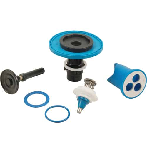 FMP 117-1303 AquaVantage Urinal Flush Valve 1 GPF Rebuild Kit by Zurn Triple filter by-pass