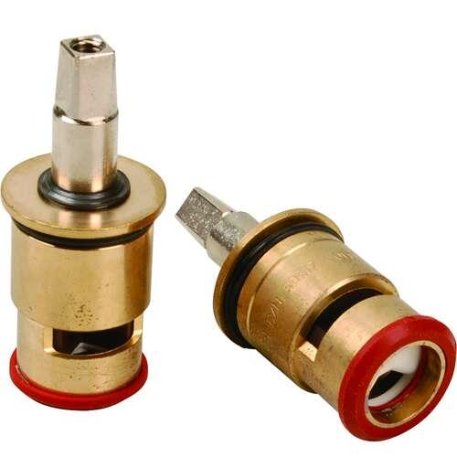 FMP 117-1321 AquaSpec Quarter-Turn Short Stem Cold Cartridge by Zurn