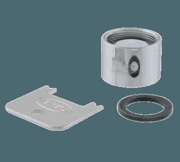 FMP 117-1369 Low Flow Vandal-Resistant Aerator by Zurn M22 x 1 female thread