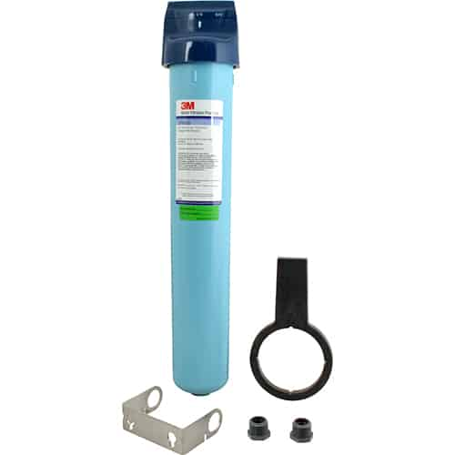 FMP 117-1535 CFS02S Whole House Water Filter Housing by 3M 125 PSI maximum pressure rating