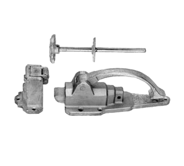 FMP 122-1200 Safety Latch and Strike with Inside Release
