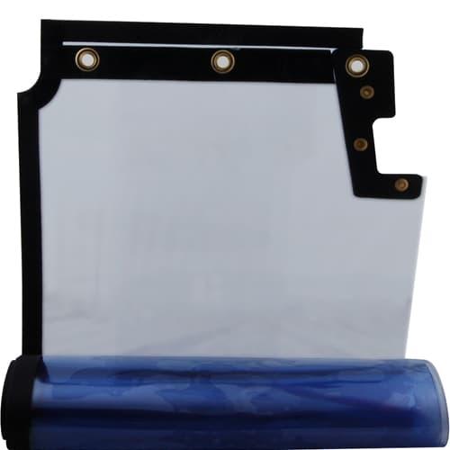FMP 124-1306 Clear-Vu Swinging Door Panel