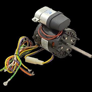 FMP 124-1481 Evaporator Fan Motor 115/230V  1.1/0.6amp  reversible rotation