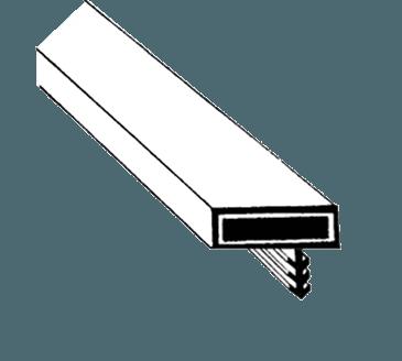 FMP 127-1113 Refrigeration Gasket 3-sided