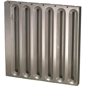 """FMP 129-1118 Grease Filter Stainless steel 16"""" H x 25"""" W"""