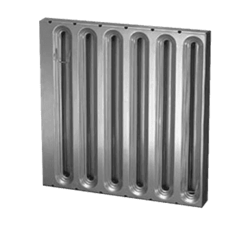 """FMP 129-1124 Grease Filter Aluminum 20"""" H x 25"""" W"""