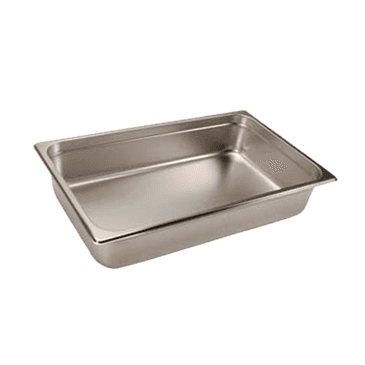 """FMP 133-1118 Series 2000 Steam Table Pan Full-size  4"""""""