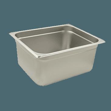 "FMP 133-1127 Series 2000 Steam Table Pan Half-size  6"""