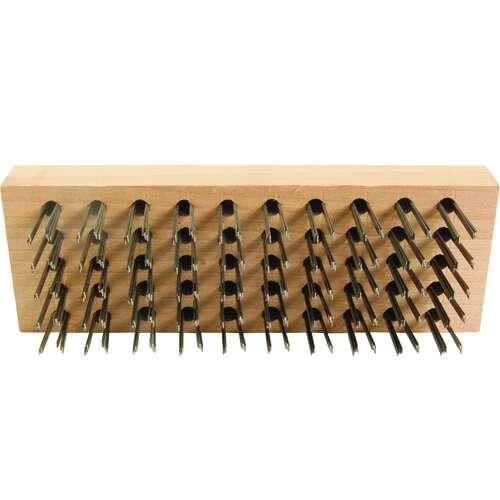 FMP 133-1173 Coarse Bristle Broiler/Grill Brush