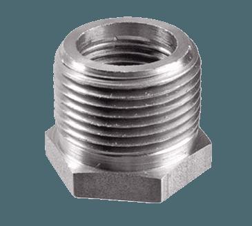 "FMP 133-1473 Black Iron Pipe Reducer Bushing 3/4"" NPT x 1/2"" NPT"