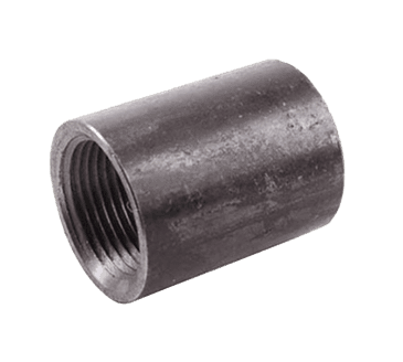 "FMP 133-1474 Black Iron Pipe Reducer Coupling 3/4"" NPT"